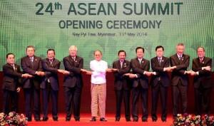 ASEAN Conference in Myanmar
