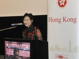 Hong Kong Film Festival Opening