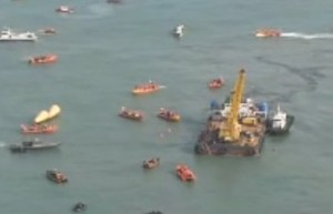 Korean ferry accident