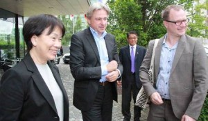 Taiwan MOC visits Berlin