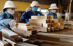Wood industry Vietnam