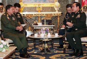 Myanmar_Philippine_military meet